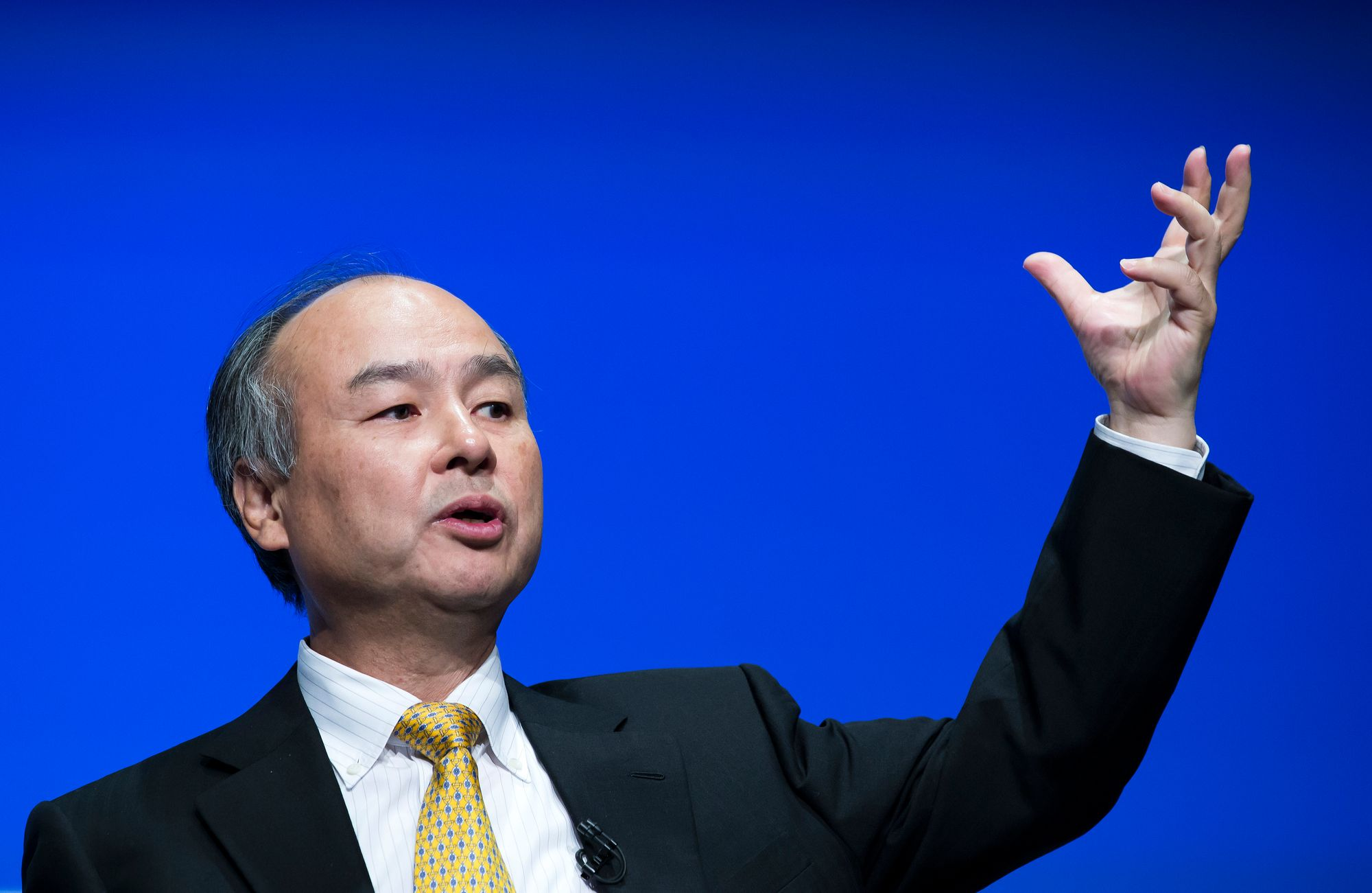 3 Lessons from Masayoshi Son's $45 Billion fund raise in 45 minutes!