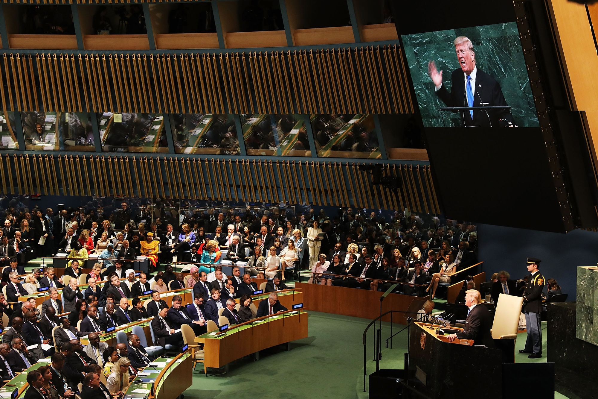 Taking on 3 Myths about the UN