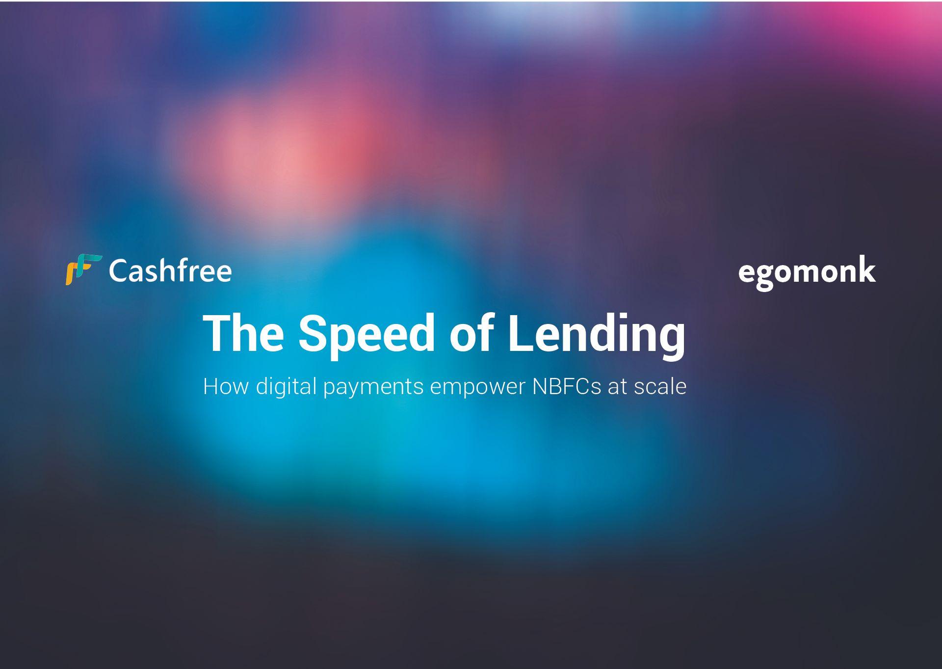 The Speed of Lending
